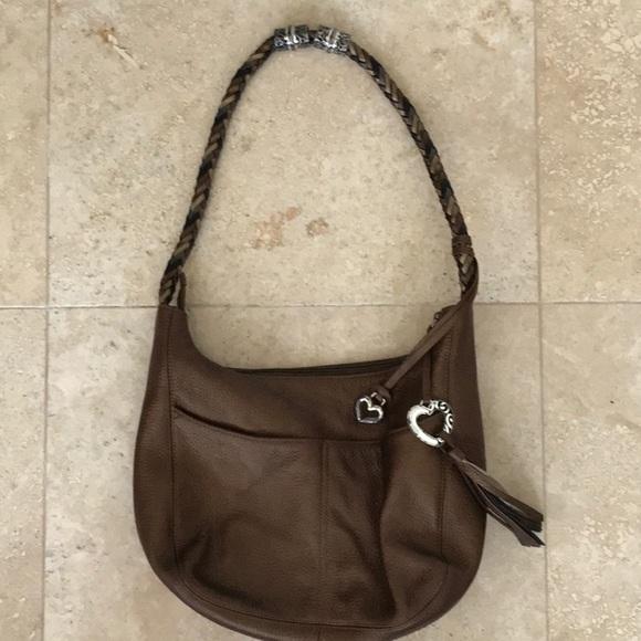e3c4dc8780 Brighton Handbags - Brighton Barbados Ziptop Hobo